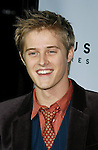 """BEVERLY HILLS, CA. - November 13: Actor Lucas Grabeel arrives at the Los Angeles Premiere of """"Milk"""" at the Academy of Motion Pictures Arts and Sciences on November 13, 2008 in Beverly Hills, California."""