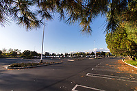 The IKEA parking lot in Costa Mesa, as seen on Black Friday 2019.