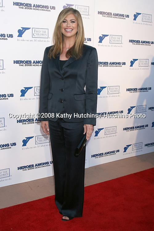 Kathy Ireland arriving at the.2008 Hero Awards at the Universal Hilton.Los Angeles,  CA.June 6, 2008.©2008 Kathy Hutchins / Hutchins Photo .