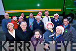 SIGNED, SEALED, DELIVERED: An Post workers and friends who are 'singing' for charity on the run-up to Christmas in the town centre.   Copyright Kerry's Eye 2008