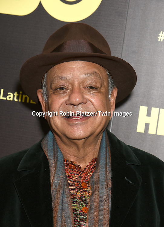 Cheech Marin attends the HBO premiere of &quot;The Latin Explosion: A New America&quot; on November 10, 2015 at the Hudson Theater in New York City, New York, USA.<br /> <br /> photo by Robin Platzer/Twin Images<br />  <br /> phone number 212-935-0770