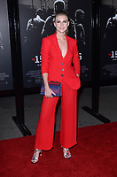 BURBANK, CA - FEBRUARY 05: Jeanne Goursaud at the Premiere Of Warner Bros. Pictures' 'The 15:17 To Paris' at Steven J. Ross Theater/Warner Bros Studios Lot on February 5, 2018 in Burbank, California. <br /> CAP/MPI/DE<br /> &copy;DE//MPI/Capital Pictures