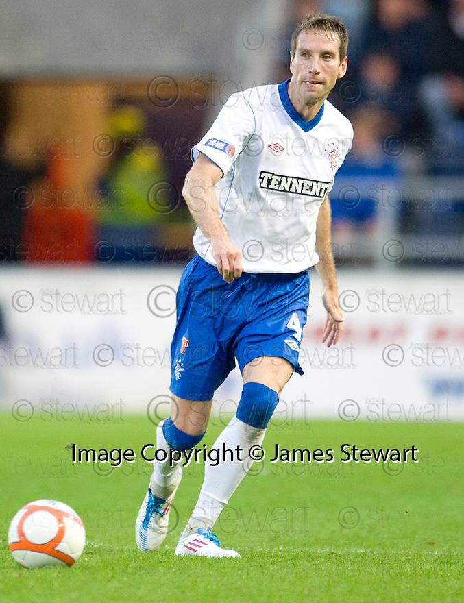Kirk Broadfoot - Rangers FC