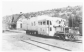 RGS Goose #5 northbound at Dolores.<br /> RGS  Dolores, CO  Taken by Maxwell, John W. - 5/26/1949