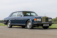 BNPS.co.uk (01202 558833)<br /> Pic: SilverstoneAuctions/BNPS<br /> <br /> 1982 Rolls-Royce Silver Spirit<br /> <br /> A quirky collection of rare and unusual cars is set to go under the hammer for more than £300,000.<br /> <br /> The group of 16 classic motors range from hand-built replica racing cars to barely used family saloons.<br /> <br /> They are currently owned by an esteemed British collector but have now been consigned to sale with Silverstone Auctions of Ashorne, Warwicks.