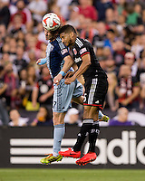 D.C. United vs Sporting Kansas City, May 31, 2014