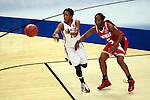 2009 W DI Basketball Semifinals