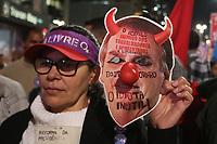 10.07.2019 - Protesto contra a Reforma da Previdência em SP