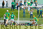 Shane Conway  Lixnaw scores a goal against Ballyduff in the Senior County Hurling Final in Austin Stack Park on Sunday