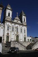 SALVADOR, BA, 23.03.2013 - PELOURINHO-BA - Imagem de arquivo da Igreja do Carmo, no Pelourinho, Centro Histórico de Salvador - BA. (Foto: Joá Souza / Brazil Photo Press).