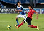 Bogotá- Deportivo Independiente Medellín venció 3 goles por 1 a Millonarios, en el partido correspondiente a la fecha 14 del Torneo Clausura 2014, desarrollado el 11 de octubre en el estadio Nemesio Camacho El Campín.