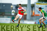 South Kerry in action against Barry O'Sullivan Dingle in the Quarter Final of the Kerry Senior County Championship at Austin Stack Park on Sunday.