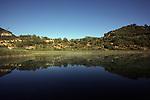 2007. Taravilla (Guadalajara). Spain..Taravilla lagoon.