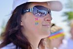16 maggio 2015, TURIN, Italy - Si corre l'edizione 2015 della Color Run, presso lo Juventus Stadium di Torino.<br /> <br /> Per ulteriori info mail to diebarbieri@libero.it