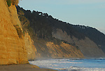 Sunset at Cove Beach at Ano Nuevo SR