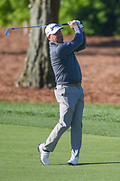 Graeme McDowell (NIR) hits his approach shot on 1 during round 1 of the Arnold Palmer Invitational at Bay Hill Golf Club, Bay Hill, Florida. 3/7/2019.<br /> Picture: Golffile | Ken Murray<br /> <br /> <br /> All photo usage must carry mandatory copyright credit (&copy; Golffile | Ken Murray)