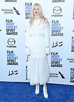 08 February 2020 - Santa Monica - Hunter Schafer. 2020 Film Independent Spirit Awards - Arrivals held at Santa Monica Pier. Photo Credit: Birdie Thompson/AdMedia