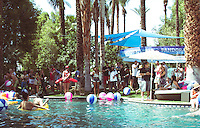 Pandora Indio Invasion Un-leashed By T-Mobile Featuring Questlove pool party at Coachella on April 11, 2015. (Photos by Dave Rosenblum/ Guest of a Guest)