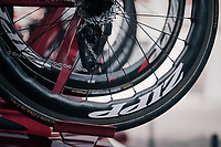 jagged Zipp wheels for Team Katusha<br /> <br /> 104th Tour de France 2017<br /> Stage 17 - La Mure &rsaquo; Serre-Chevalier (183km)