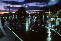 Netball in Auckland in 1995