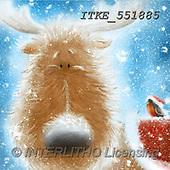 Isabella, CHRISTMAS ANIMALS, WEIHNACHTEN TIERE, NAVIDAD ANIMALES, paintings+++++,ITKE551885,#XA#