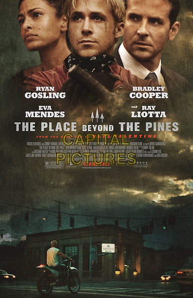 POSTER ART .in The Place Beyond the Pines (2012) .*Filmstill - Editorial Use Only*.CAP/NFS.Supplied by Capital Pictures.