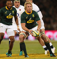 Pieter-Steph du Toit of South Africa during the 2018 Castle Lager Incoming Series 2nd Test match between South Africa and England at the Toyota Stadium.Bloemfontein,South Africa. 16,06,2018 Photo by Steve Haag / stevehaagsports.com