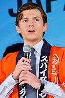 Tom Holland bei der Premiere des Kinofilms 'Spider-Man: Homecoming' im Kabukicho Cinecity Park. Tokio, 07.08.2017