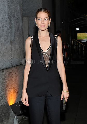 New York, NY- October 23: Michelle Monaghan spotted on Wall Street attending the 31st annual FGI Night Of Stars event at Cipriani Wall Street on October 23, 2014 in New York City. Credit: John Palmer/MediaPunch