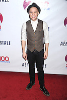 NEW YORK, NY - DECEMBER 07: Olly Murs at Z100's Jingle Ball 2012, presented by Aeropostale, at Madison Square Garden on December 7, 2012 in New York City. NortePhoto