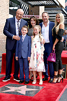 LOS ANGELES - FEB 21:  Dr Phil McGraw,  London McGraw, Robin McGraw, Avery Elizabeth McGraw, Jay McGraw, and Nicole Dahm at the Dr Phil Mc Graw Star Ceremony on the Hollywood Walk of Fame on February 21, 2019 in Los Angeles, CA