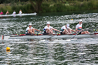Race: 82: Tier2 4x  Heat 1<br /> <br /> Peterborough Summer Regatta 2017 - Sunday<br /> <br /> To purchase this photo, or to see pricing information for Prints and Downloads, click the blue 'Add to Cart' button at the top-right of the page.