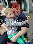 Noah and Belinda Seery at the Cottage Market Drogheda<br /> <br /> Photo - Jenny Matthews
