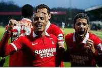 Wycombe Wanderers vs Leyton Orient 23-01-16