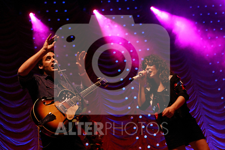 Palencia Sonora Festival. Fuel Fandango and Depedro. June 10, 2017. (ALTERPHOTOS/Acero)