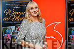 Miriam O'Callaghan at the Women in Media event, in Ballybunion on Saturday.