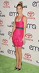 BURBANK, CA - SEPTEMBER 29: Emily VanCamp arrives at the 2012 Environmental Media Awards at Warner Bros. Studios on September 29, 2012 in Burbank, California.