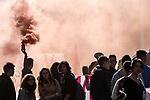 Sciopero nazionale dei lavoratori della scuola: studenti in corteo a Palermo