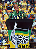 Johannesburg, South Africa: 04.05.2014: ANC ELECTION RALLY<br /> ANC President Jacob Zuma attends the ANC Siyanqob pre-election Rally held at the FNB Stadium, Johannesburg.<br /> An estimated 94,000 people turned up at Johannesburg's FNB stadium to give the ANC Party an overwhelming support and serve notice that the governing party is cruising to a fifth emphatic victory in a row in Wednesday's election. <br /> General elections in South Africa are contested between parties, not presidential candidates.<br /> Mandatory Credit Photo: &copy;GCIS/NEWSPIX INTERNATIONAL<br /> <br /> **ALL FEES PAYABLE TO: &quot;NEWSPIX INTERNATIONAL&quot;**<br /> <br /> IMMEDIATE CONFIRMATION OF USAGE REQUIRED:<br /> Newspix International, 31 Chinnery Hill, Bishop's Stortford, ENGLAND CM23 3PS<br /> Tel:+441279 324672  ; Fax: +441279656877<br /> Mobile:  07775681153<br /> e-mail: info@newspixinternational.co.uk