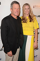 LOS ANGELES, CA - JUNE 7: Lance Armstrong and Anna Hansen at the 4th Annual Babes for Boobs Live Bachelor Auction at the El Rey Theater in Los Angeles, California on June 7, 2018. <br /> CAP/MPI/DE<br /> &copy;DE//MPI/Capital Pictures