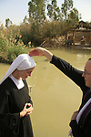 Qasr al Yahud, Baptism at the Jordan river
