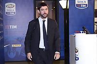 Milano 06/09/2017 - assemblea ordinaria Lega Calcio Serie A / foto Daniele Buffa/Image Sport/Insidefoto<br /> nella foto: Andrea Agnelli