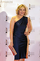 12/2/11 Kim Cattrall on the red carpet at the 8th Irish Film and Television Awards at the Convention centre in Dublin. Picture:Arthur Carron/Collins