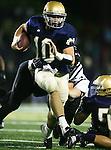 Servite @ Notre Dame - Sherman Oaks (CIF Southern Section).Dayne Crist (10).Notre Dame High School Stadium.Sherman Oaks, CA (Los Angeles) - October 5, 2007.KN1R8255.CREDIT: Dirk Dewachter