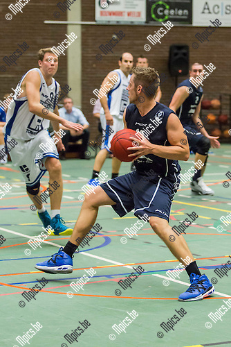 2014-10-18 / Basketbal / Seizoen 2014-2015 /  Turnhout-Tongeren / Y Paeleman (Turnhout)<br /> <br /> Foto: Mpics.be