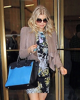 Fergie in New York City