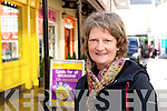 Elizabeth Roche, Banna, like to come into Tralee, nice coffee shops and like to buy local and support the local businesses in Tralee Town..