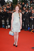 "Bonnie Wright attending the ""Cosmopolis"" Premiere during the 65th annual International Cannes Film Festival in Cannes, France, 25.05.2012...Credit: Timm/face to face /MediaPunch Inc. ***FOR USA ONLY***"