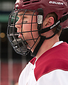 Scott Savage (BC - 2) - The Boston College Eagles practiced on the rink at Fenway Park on Friday, January 6, 2017.