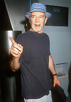 George Carlin, 1993, Photo By Michael Ferguson/PHOTOlink